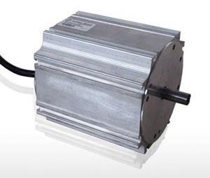 BLDC безщеточный мотор постоянного тока 1,5кВт 48В