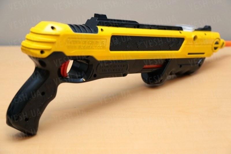 Мухострел солевой пистолет-ружье BAG-A-SALT