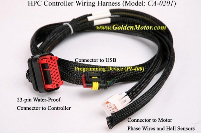 Жгут проводов к контроллеру HPC
