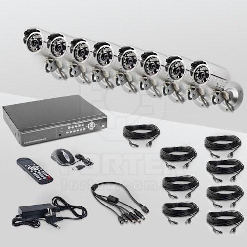 Комплект видеонаблюдения «установи сам» CoVi Security FVK-4440KIT