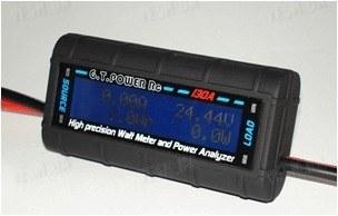 Ваттметр - анализатор мощности G.T.POWER 130 A