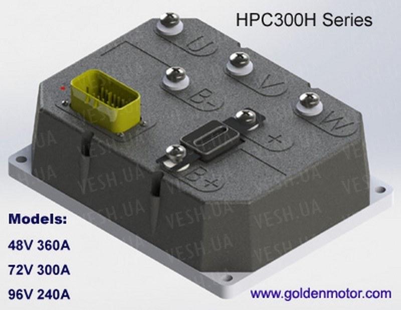 Контроллер к моторам BLDC серия HPС300H