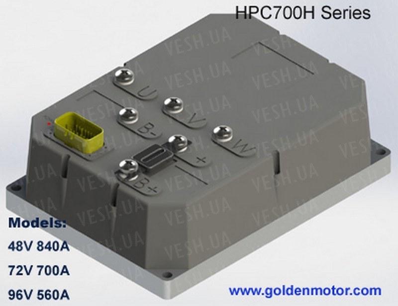 Контроллер к моторам BLDC серия HPС700H (1)