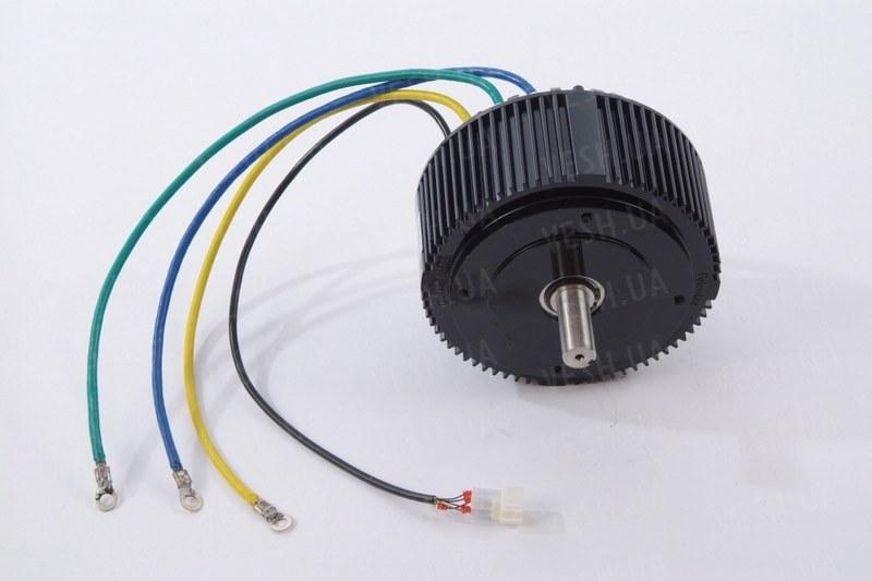 Электромотор BLDC HPM-5000B воздушное охлаждение GoldenMotor Украина