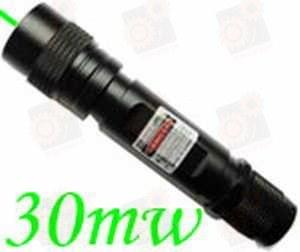 Зеленая лазерная указка 30мВт(Подводная)