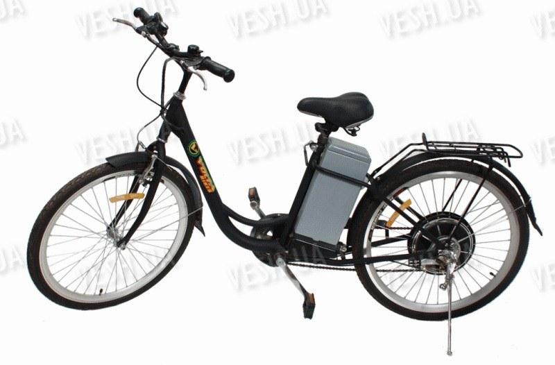 Электровелосипед модель 2011
