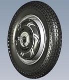 Мотор-колесо PW16D 2кВт