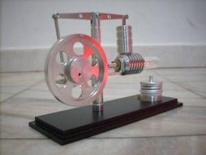 Двигатель Стирлинга JA1026