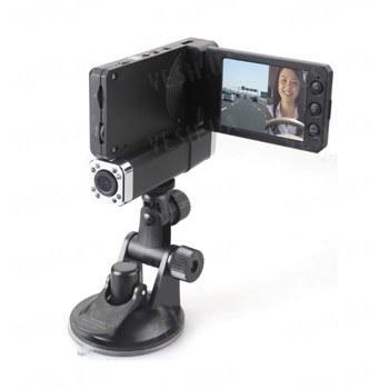 2-х камерный HD 1080p автомобильный видеорегистратор с 2,7 дюймовым LCD монитором с углом обзора 140 градусов (мод. SY-386A)
