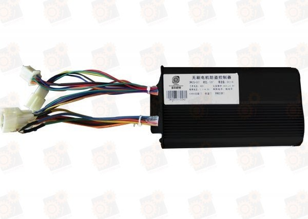 Контроллер для электровелосипед 48В 1000Вт с рекупирацией