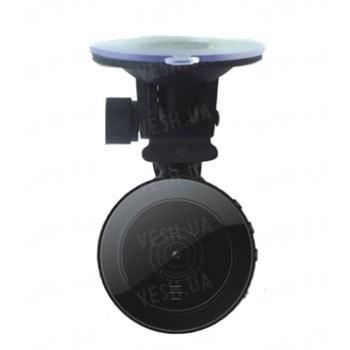 Автомобильный круглый цифровой видеорегистратор (автомобильная камера) 640х480@30fps с 2-х дюймовым LCD экраном (модель DVR-287) !!!ЦЕНА СНИЖЕНА!!!