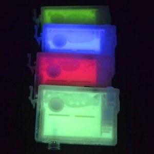Картридж EPSON T0611-T0614 с невидимыми чернилами УФ UV (светятся в ультрафиолете)