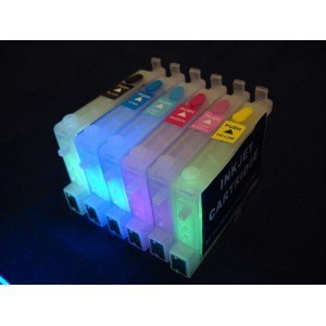 Картридж EPSON T048 с невидимыми чернилами УФ UV (светятся в ультрафиолете)