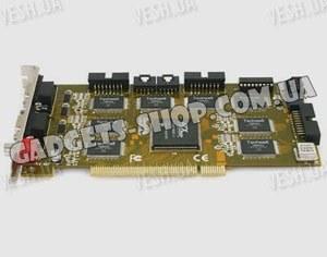32-х канальная H.264 компьютерная PCI плата видеозахвата для CCTV камер + 8 звуковых канала (200 fps)