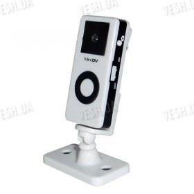 Автономный мини видеорегистратор с клипсой с функцией фотоаппарата 640х480p@25 fps (модель mini DV)