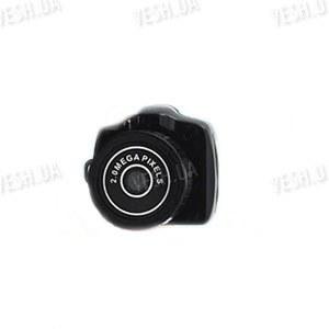 Самый маленький в мире 2 MP цифровой фотоаппарат с функцией видеорегистратора с разрешением 640Х480@30fps (модель Y2000)