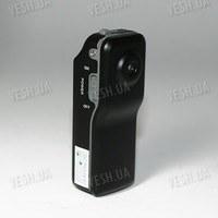 Миниатюрный металлический цифровой видеорегистратор высокого разрешения DV-004 + SD карта памяти на 4 Gb