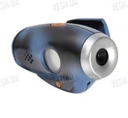 Спортивный автономный видеорегистратор (автономная камера) для крепления на шлеме или руле с разрешением 640*480@30FPS (модель DV-012)