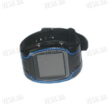 Персональный GPS/GSM/GPRS трекер - наручные часы с кнопкой SOS и возможностью голосового общения (модель TK-8125)