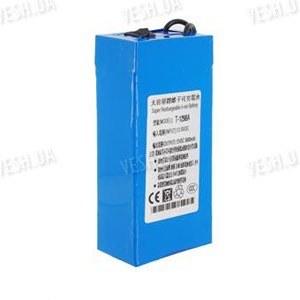 Мощный 12V литий-полимерный перезаряжаемый аккумулятор 9800 mAh для автономного питания CCTV камер видеонаблюдения