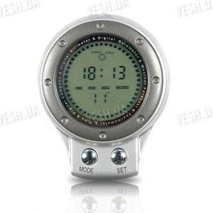 Многофункциональный 6 в 1 портативный электронный  компас с функциями барометра, высотомера, термометра, индикатора погоды и часов