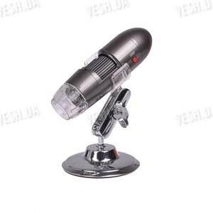 Портативный USB микроскоп с увеличением 400 Х