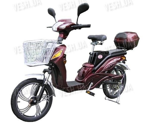 Электровелосипед FREEGO