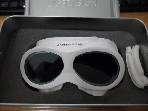 Очки защитные для защиты от лазеров CO2 (лазерная резка, граверы, резак)