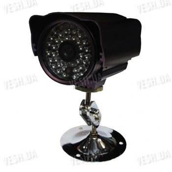 Цветная уличная (наружная) видеокамера с IR подсветкой до 30 метров, 1/3 Sony, 420 TVL, 0 LUX(модель 848 CS)