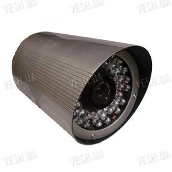 Цветная уличная (наружная) видеокамера с IR подсветкой до 50 метров, 1/3 Sony, 420 TVL, 0 LUX, f=8/12/16 мм (модель 1684)