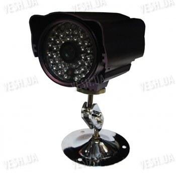 Чёрно-белая уличная (наружная) видеокамера с IR подсветкой до 30 метров, 1/3 Sony, 520 TVL, 0 LUX (модель 520 VVL)
