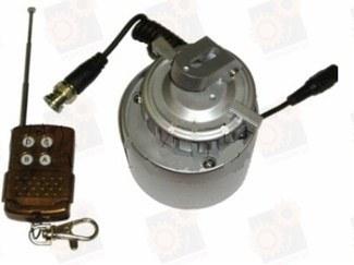 Поворотное устройство с ДУ для видеокамер (поворотный механизм)