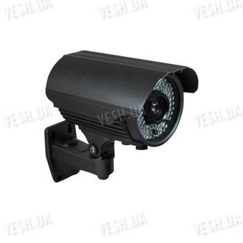 """Уличная влагозащитная CCTV цветная охранная камера видеонаблюдения 1/3"""" COLOR SONY Super HAD II, 600TVL, OSD, 0 LUX, ИК до 25 метров (модель NIFC40T)"""