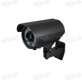 """Уличная влагозащитная CCTV цветная охранная камера видеонаблюдения 1/3"""" COLOR SONY Super HAD II, Effio-E, 700TVL, 0 LUX, ИК до 50 метров, OSD (модель NIFC90T)"""