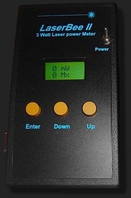 3.2Вт USB Лазерный измеритель мощности + Термоэлемент датчика