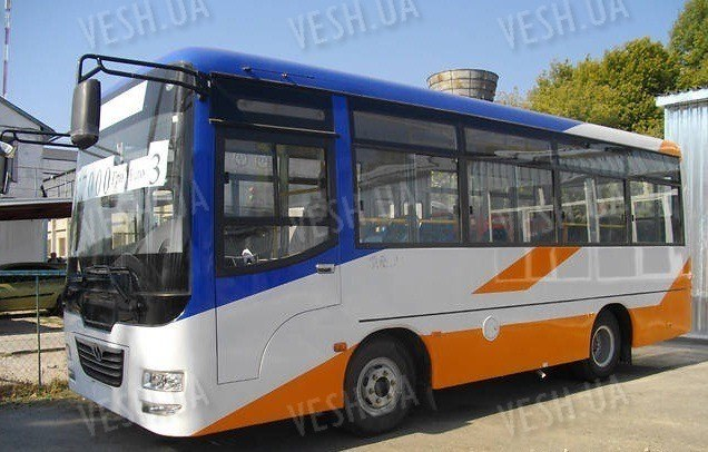 Автобус SHAOLIN SLG6720