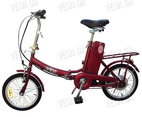 Электровелосипед  SPIRIT