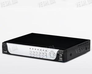 Стационарный 4-х канальный видеорегистратор CnM Secure DCK-1002H+