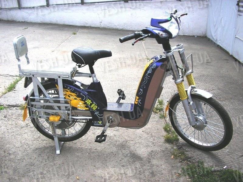 Электровелосипед BL-MZB
