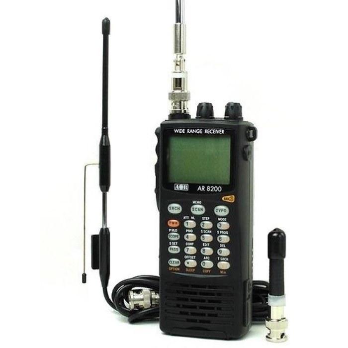 Сканирующий приемник AR8200D