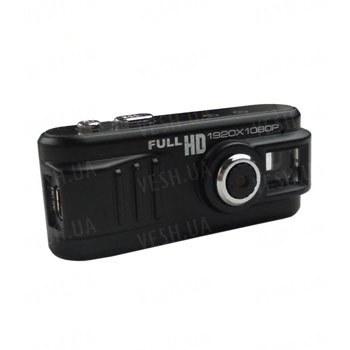 Миниатюрный FULL HD 1080P микро видеорегистратор 60 кадров/сек c детектором движения и поддержкой памяти до 64Gb (модель GT-05)