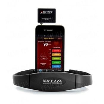 Беспроводный датчик сердечного ритма для Iphone 4S,5,5S  Ipad с бесплатной программой и дополнительными функциями (мод. HRM-2920)
