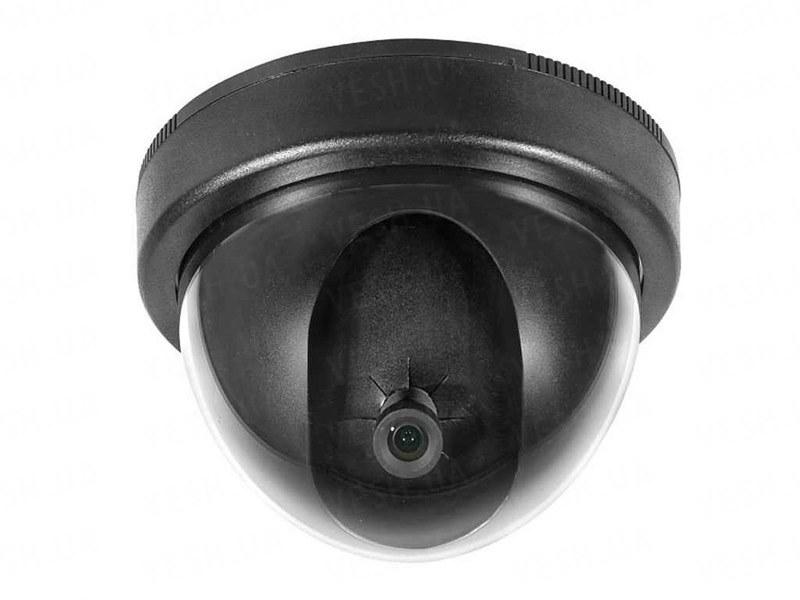 Бюджетная охранная купольная CMOS камера 420 TVL для внутренней установки без ИК подсветки (модель NCDS)