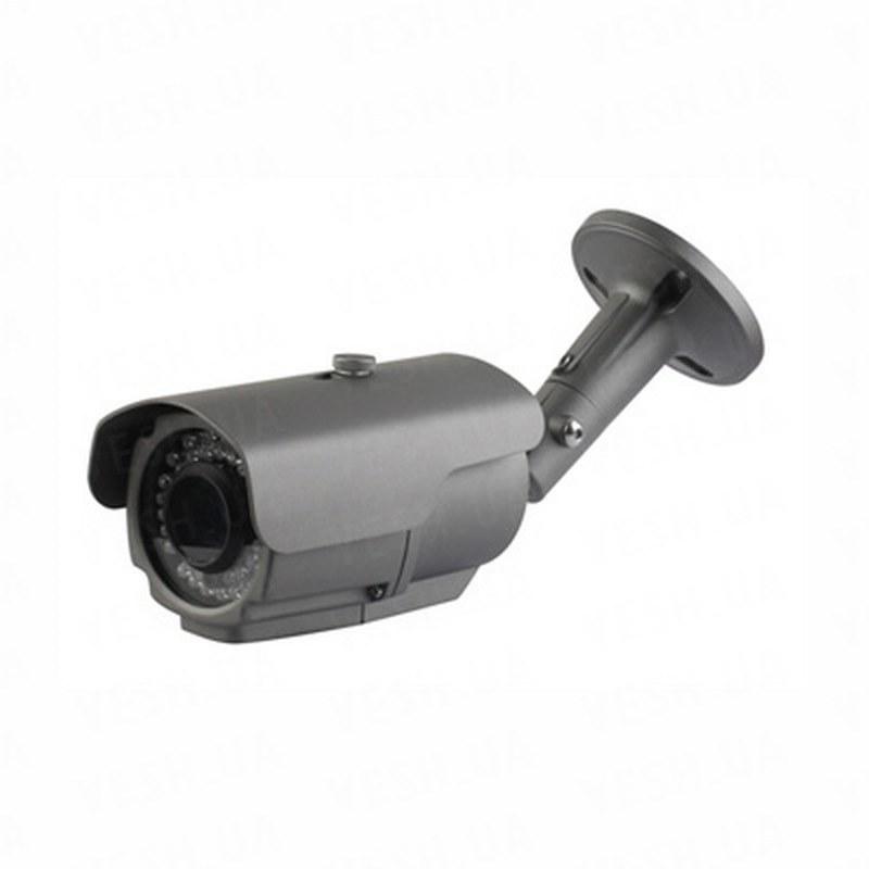 Уличная влагозащитная CCTV цветная охранная камера видеонаблюдения 1/3 CMOS, 960H, 800TVL, 0,1 LUX, UTC, ИК до 20 метров (модель LIB24)