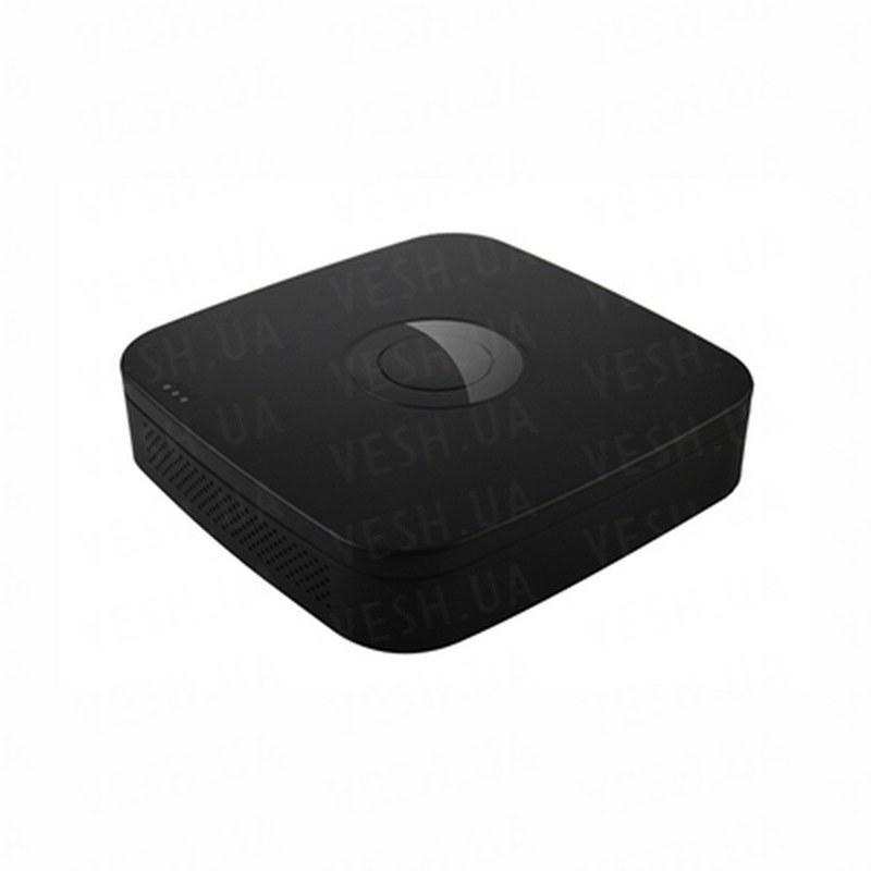 Бюджетный 4-х канальный H.264 видеорегистратор с разрешением записи 960H в REAL TIME, 2 аудиовхода, VGA, сеть, USB, мышь (модель DVR 9604PKB)