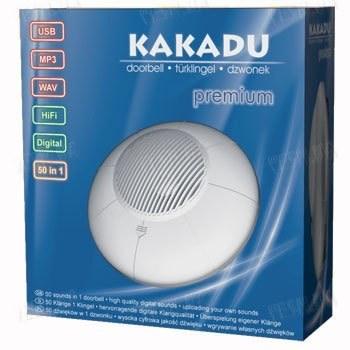"""""""KAKADU premium"""" - mp3 программируемый дверной звонок"""