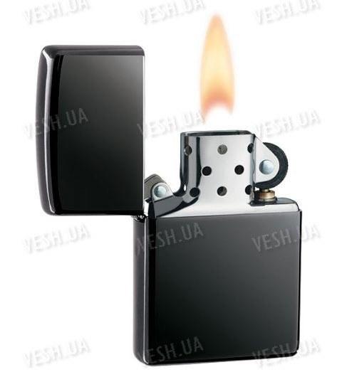 150 зажигалка Black Ice