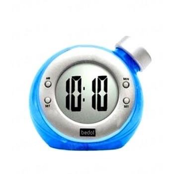 Настольные часы без батареек, работающие на обыкновенной воде