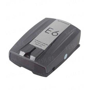 Бюджетный универсальный антирадар (радар-детектор) для автомобиля  (модель Е6)
