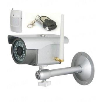Охранная влагозащищённая 3G  видео камера, позволяющая просматривать живое потоковое видео с вашего 3G телефона (модель 3GX2)